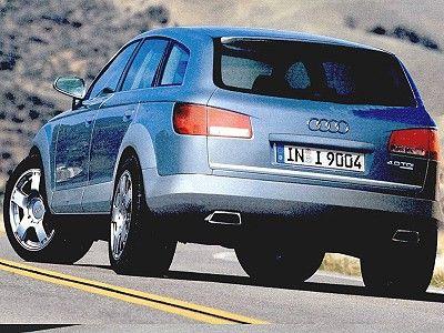 奥迪派克峰为啥这么贵-抢先看 AUDI首辆SUV Pikes Peak Quattro量产版高清图片