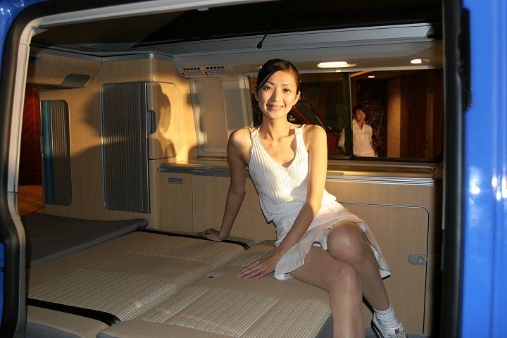 vw顶级商旅multivan与七星级露营车california连袂上市