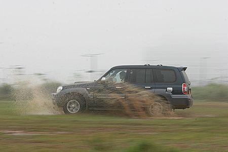 HYUNDAI柴油LSUV旗舰─Terracan试驾 II