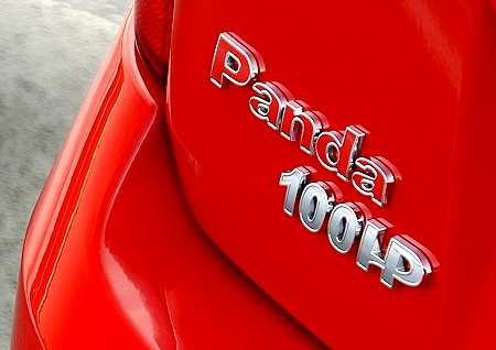 fiat panda 100hp英国仅需9995英镑就可开回家高清图片