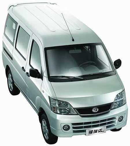 车爱迪尔小改款的江西昌河汽车,本月份还将正式推出称为「福高清图片