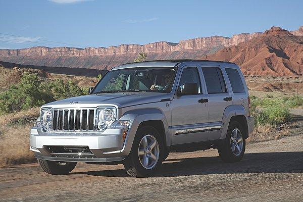 2008年式jeep liberty动力 内装 配备大解剖高清图片
