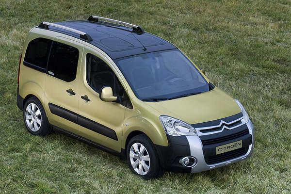 开战罗 CITROEN Berlingo新车全面在欧洲上架销售