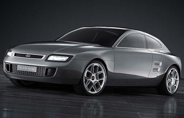 数年前,FORD集团曾经在日内瓦国际车展发表一款称为Visos...