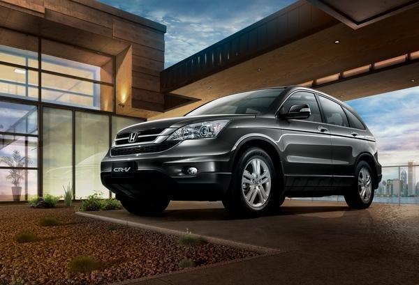 十万名车主的信赖与肯定,honda cr v成为台湾史上最畅销suv车高清图片