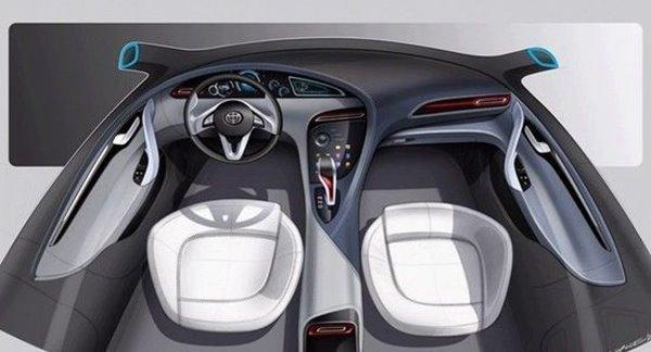 画,而大中华概念车也主要展现了中华牌新旗舰房车的设计走向,高清图片