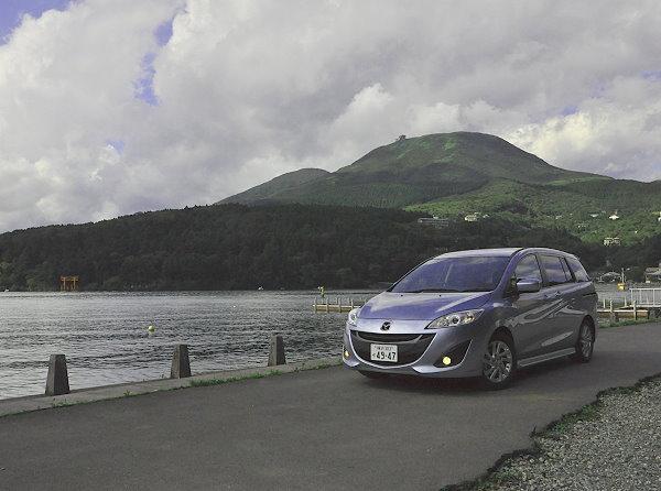 东洋流派Mazda5本尊MAZDA Premacy日本试驾 1