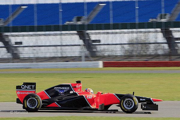 McLaren车队技术加持,Marussia F1车队改名再出发