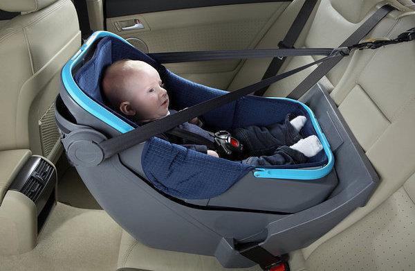 iihs公布2011年式车款安装儿童座椅难易程度