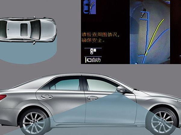 比照日规!一汽丰田新锐志reiz运动豪华房车正式发售!