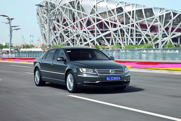 隨AUDI新世代A8共同開發?VW第二代Phaeton將於4至5年內