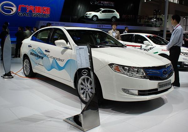 海内外同步扩张 广汽比亚迪新能源客车正式成立高清图片