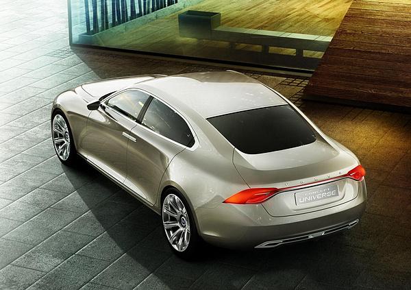 念 洞悉未来,VOLVO S90旗舰车型细节首曝光高清图片
