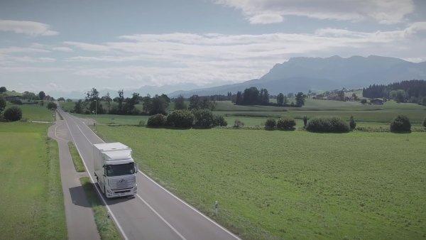欧洲第一辆氢电池卡车交车,HYUNDAI已于瑞典交车、即将正式上路