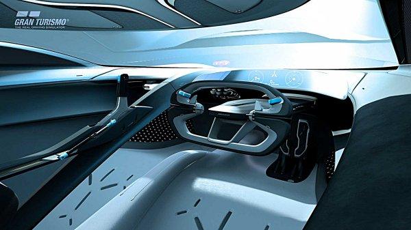 JAGUAR推出终极虚拟赛车Vision Gran Turismo SV,2021年将在玩家们的游戏机里亮相